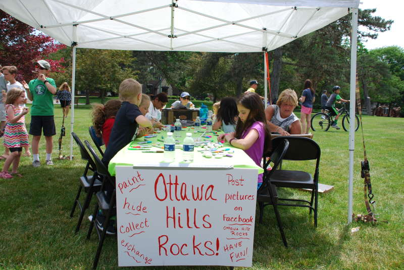 Ottawa Hills Rocks, Thanks To OH Foundation's New Program